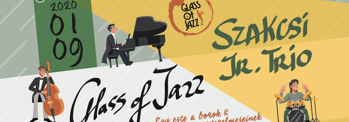 Glass of Jazz vol.8.